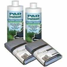 Dampp Chaser Piano Humidifier Treatment 2 Bottles 16 oz 8 Pads 2 Liners 2 Sleeve