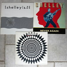 3 x Pete Shelley - Heaven & the sea : ever Again : Waiting for Love  Buzzcocks