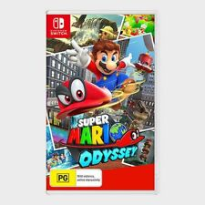 NEW Super Mario Odyssey - Switch