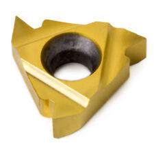 Inserte hilo de carburo externo 16 er 1.5 mm 60 grados