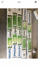 5 Packs Of Philips Alto 18W/850 Daylight Fluorescent tubes