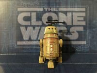 Star Wars 2017 The Clone Wars R5-P8 Disney Droid Factory MINT LOOSE!!