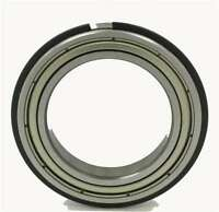 6306ZZN Shielded Bearing with snap ring groove  30x72x19