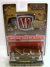 1957 '57 CHRYSLER 300C 12-31 RELEASE 20 MACHINES AUTO-THENTICS DIECAST