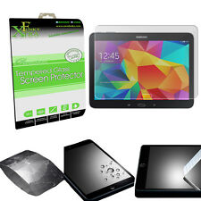"REAL TEMPERED GLASS FILM LCD SCREEN PROTECTOR FOR SAMSUNG GALAXY TAB 4 (10.1"")"