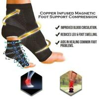 Ankle-proof socks, anti-fatigue compression, magnetic foot support compression