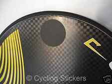 6x Disc Wheel Valve Covers/Patches | for ZIPP HED CORIMA FFWD etc