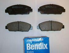 HONDA ACCORD MK5 MK6 - PRELUDE MK3 MK4 MK5/ PASTIGLIE FRENO ANT./ BRAKE PADS