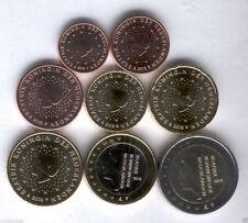 manueduc   HOLANDA   Las 8 Monedas  NUEVAS AÑOS MIXTOS