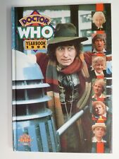 Doctor Who Yearbook 1994 Hardcover Marvel Comics Ltd