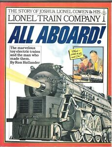 All Aboard! The Story of Joshua Lionel Cowen by Ron Hollander