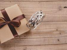 Ring 925 Silber keltischer Kelten Knoten Gr. 59 NEU