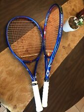 Two Volkl OrganiX 5 (9.0 Oz) Tennis Racquet Grip 4 3/8 - New Strings