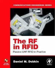 The RF in RFID: Passive UHF RFID in Practice, Dobkin, Daniel M., Good Book