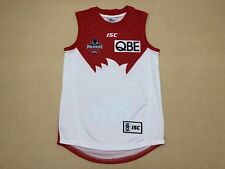 ISC SYDNEY SWANS GUERNSEY ~ SZ MEDIUM ~ NEW W/O TAGS 2012 PREMIERS JUMPER JERSEY