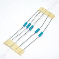 Lot of 5 100 Ohm, 1/10W, 0.1% Metal Film Resistor Vishay Dale (RN55E1000B)