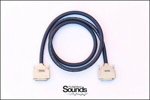 D-Sub Multicore Loom DB25 to DB25   8 Way   1 M Snake   Analog Audio Van Damme