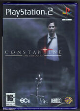 PS2 Constantine (2005), UK Pal, Brand New & Sony Factory Sealed
