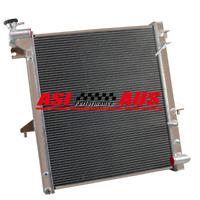 3Row Radiator For Mitsubishi Triton L200 PICKUP ML MN 2.5L DID 4D56 Diesel 06-12