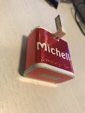 Samsung Charger Sticker Personalised With Name Or Design