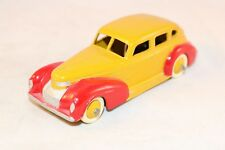 Dinky Toys 39e Chrysler Royal Sedan in complete perfect restored condition