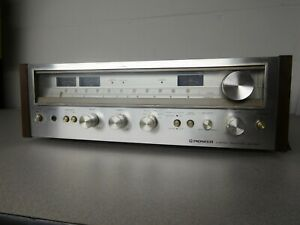 Pioneer SX 580 AM-FM Stereo Receiver -