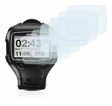 Garmin Forerunner 910XT,  6x Transparent ULTRA Clear Screen Protector