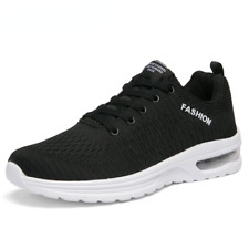 New listing Men's Running Shoes Women Air Mesh Breathable Walking Athletic Tennis Sneakers