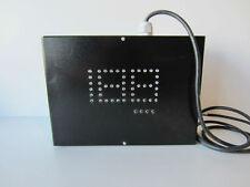 LED Real Time Active Sound Level Monitor NLM220 220/110V BE Lite New