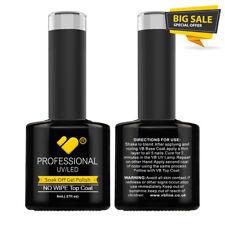 No Wipe Top Coat VB™ Line * UV-LED soak off gel nail polish