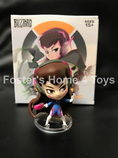CUTE BUT DEADLY D.VA DVA OVERWATCH BLIZZARD SERIES 3 EXCLUSIVE FIGURE IN HAND