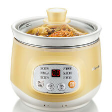BEAR 1L Electric Slow Cooker stew cup DDG-D10J2 电炖锅 宝宝BB煲汤锅燕窝 炖盅