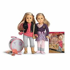 NIB American Girl Isabelle Starter Doll+Accessories+3 Books+Case+Outfits