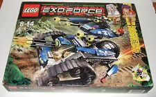 LEGO EXO-FORCE 8118 - HYBRID RESCUE TANK - new, sealed