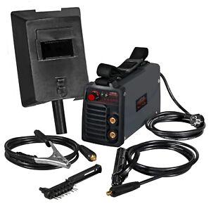 MAUK Mini tragbares Inverter Schweißgerät 80A (MIS80) - IBM-80L Handelsretoure