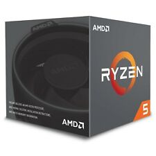 AMD ryzen 5 2600x 3.6ghz Six Core am4 Socket übertaktbaren Prozessor mit Wraith