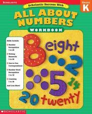 All about Numbers (2003, Paperback, Workbook)