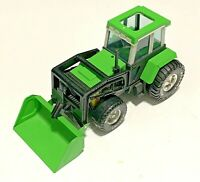 Nylint Tractor Toy Pressed Steel Made In USA Vintage 1990s Toy