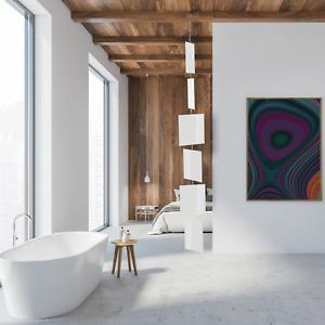 MODcast White Mobile | Mid Century Modern Kinetic Art Mobiles + Room Dividers
