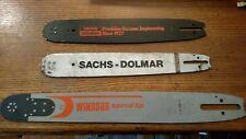 SACHS DOLMAR & WINDSOR BARS