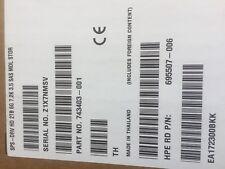 "NUOVO HP 2 TB 3.5"" Lyga 6GB/s SAS 7.2K RPM linea mediana HD 743403-001 M6412A BV898A"