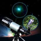 300x70mm Optics Monocular Terrestrial Astronomical Telescope Barlow Lens Tripod