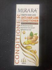 Murara fights hair loss, anti-hair loss conditioner- 01/16/2023