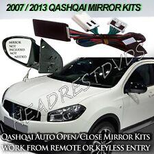 NEW Nissan Qashqai Automatic Mirror Folder PLUG & PLAY