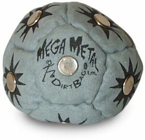 World Footbag Mega Metal Dirtbag