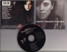 MELANIE C Beautiful Intentions CD ALBUM GERMAN RTL 7 EDITION SPICE GIRLS