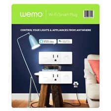Belkin Wemo Mini Smart Plug 2-pack [NO TAX]