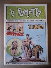 IL FUMETTO Rivista fumetti ANAF n°16 1974 Jacovitti Pippo e la pace [G757] BUONO