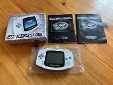 Nintendo Game Boy Advance Weiß