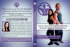 Exercise DVD for Back Pain Sufferers!